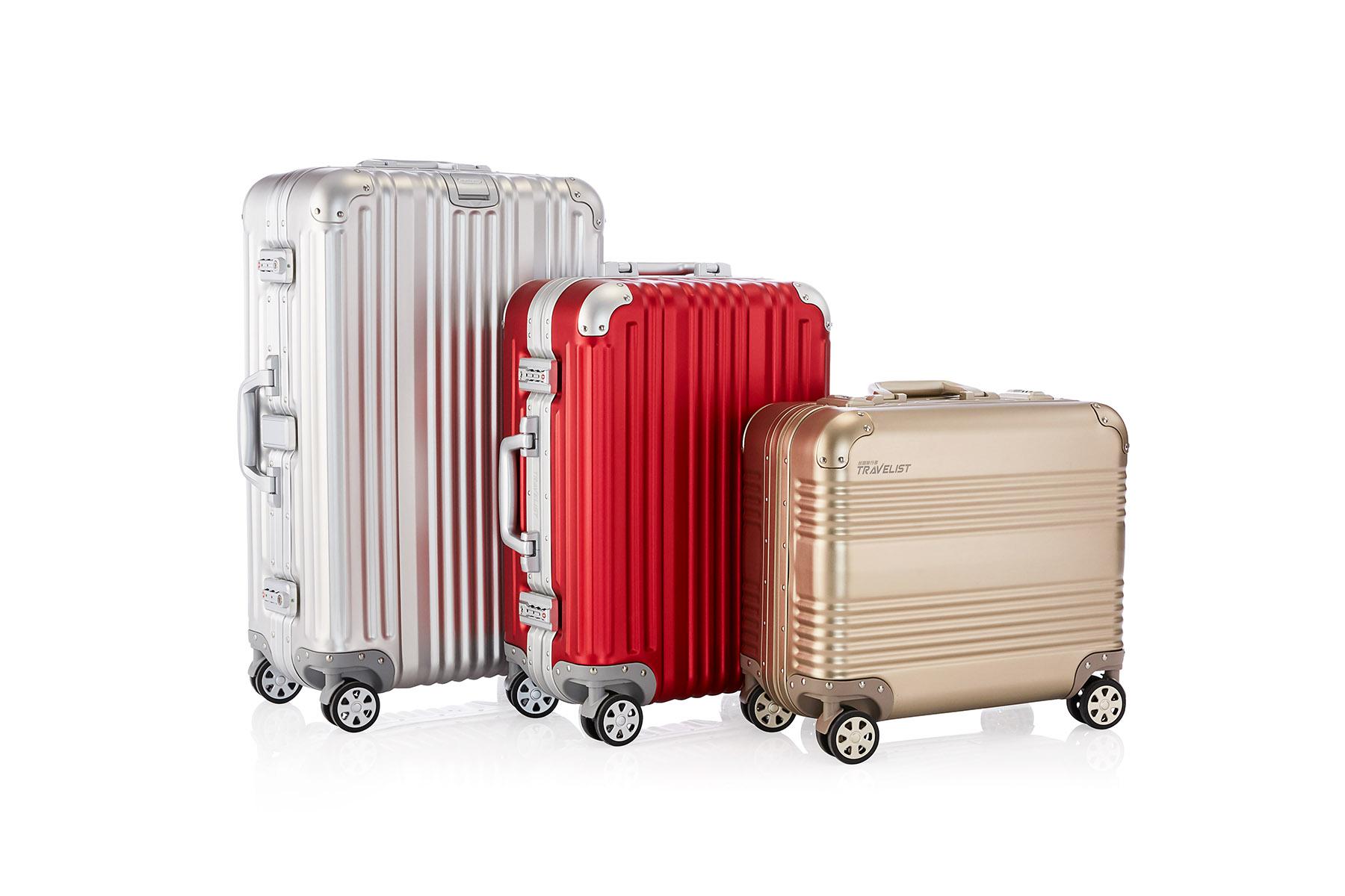 行李箱静物拍摄